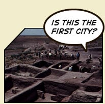 is this the first city?