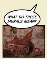 what do these murals mean?