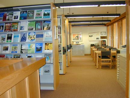 photo of Dunn Library