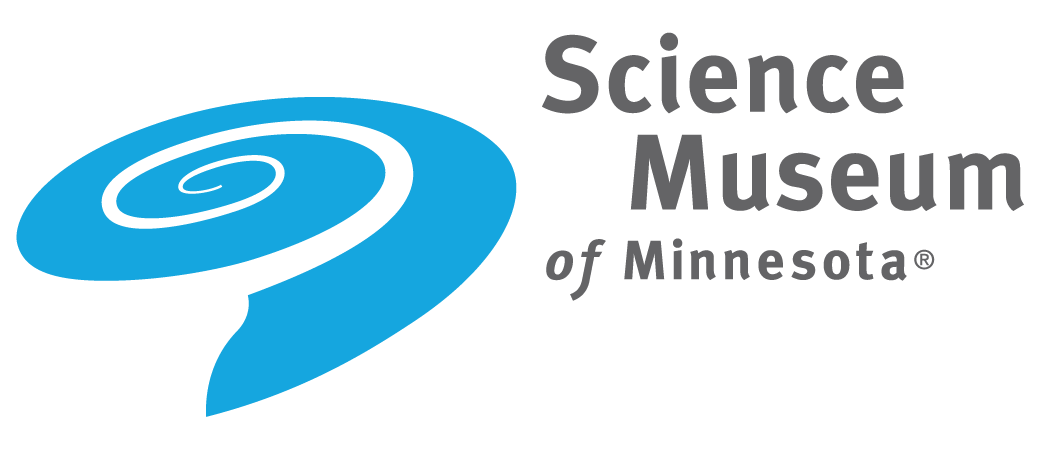 Science Museum of Minnesota primary logo - color