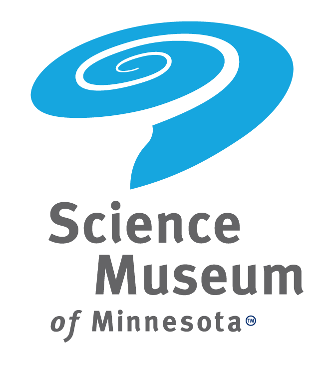 Science Museum of Minnesota secondary logo - color