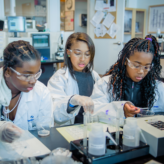 Girls, Science, and Technology