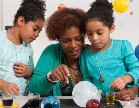 Explore Science: Earth & Space Day