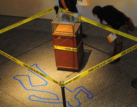 Social Science: Murder at the Museum