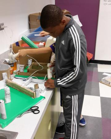 Science summer camps - castles and catapults