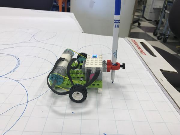 Lego Wedo Drawing Machine Science Museum Of Minnesota