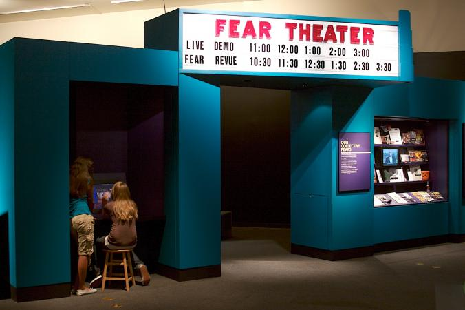 Fear theater