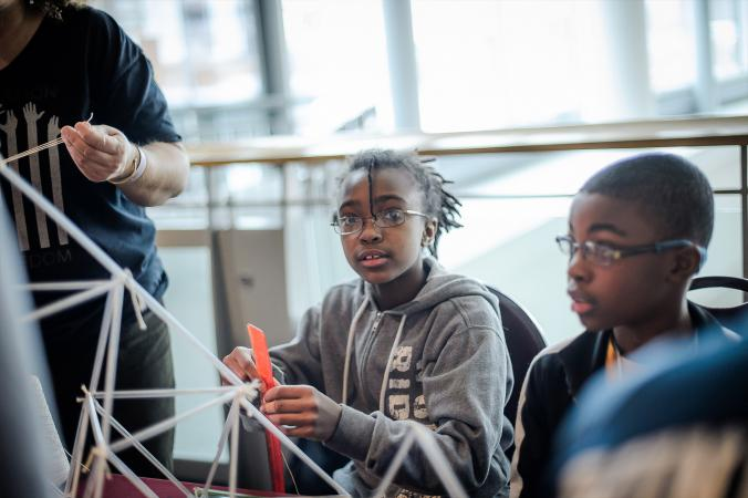Science Fusion: African Americans in Science