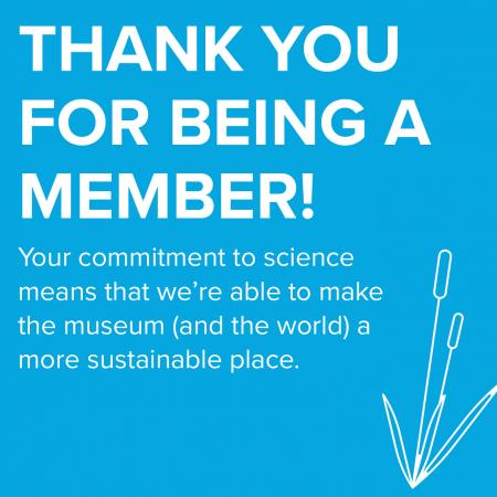 Thank you for being a member.